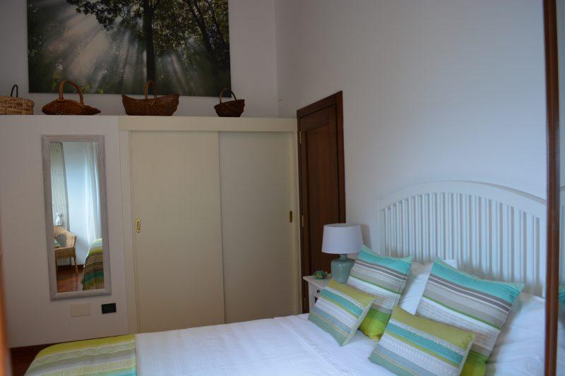 Dettagli Stanza verde Bed &Breakfast Ca da Muntà
