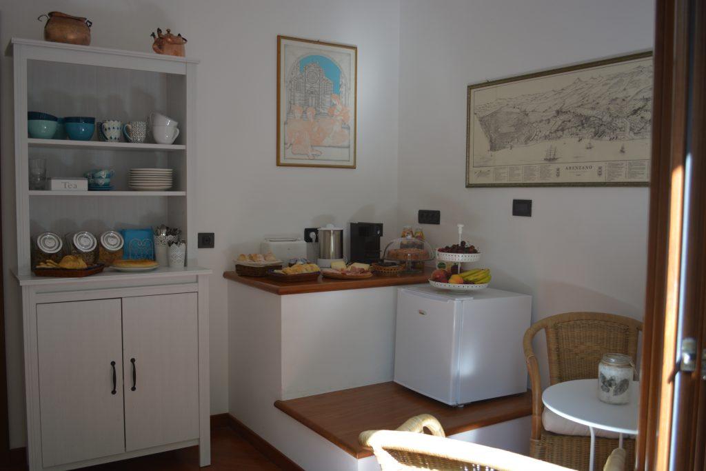 Breakfast Room Bed &Breakfast Ca da Muntà